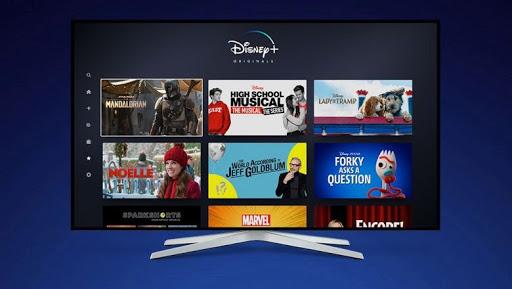 Disney plus slu%C5%BEba  Ako Disney+ tlačí milióny do reklamy vo vyhľadávaní